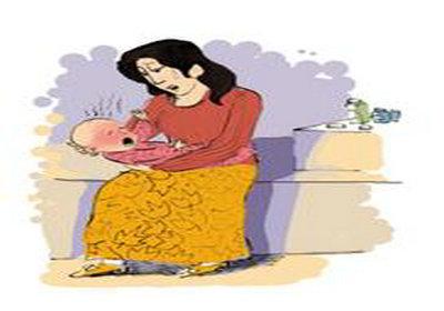 宝宝肺热感冒咳嗽怎么办呢?