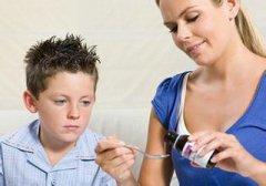 小孩儿感冒发烧咳嗽怎么办呢?